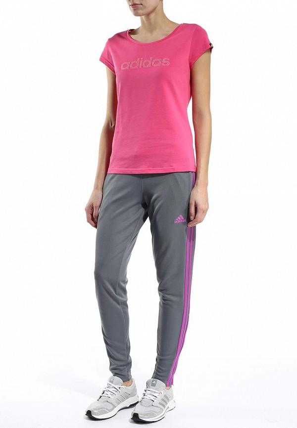 Женские спортивные брюки Adidas Performance (Адидас Перфоманс) S30166: изображение 3