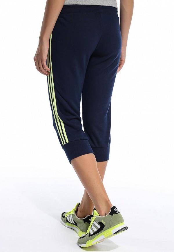 Женские бриджи Adidas Performance (Адидас Перфоманс) S20995: изображение 4