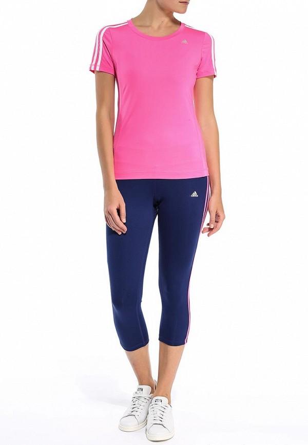 Женские спортивные брюки Adidas Performance (Адидас Перфоманс) S21061: изображение 3