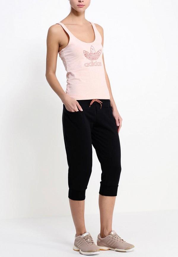 Женские спортивные брюки Adidas Performance (Адидас Перфоманс) S90614: изображение 3