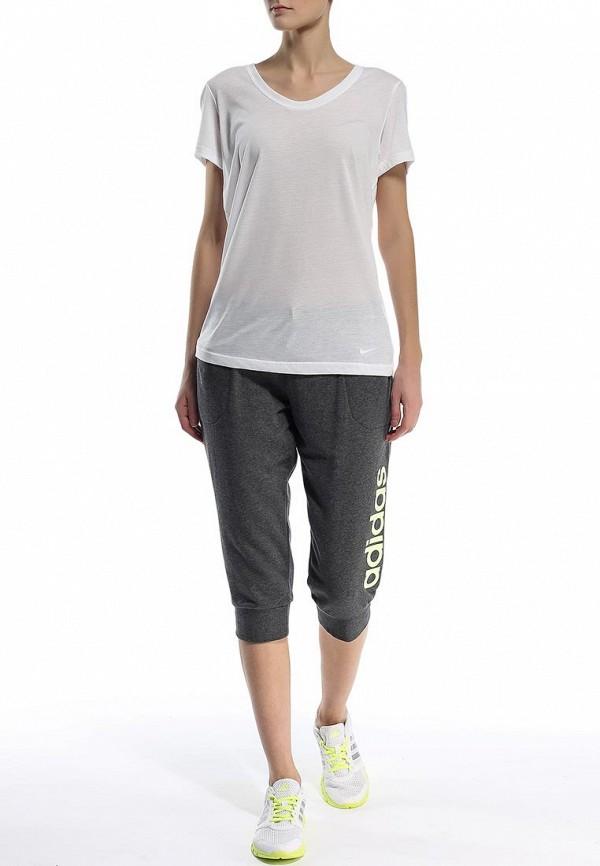 Женские бриджи Adidas Performance (Адидас Перфоманс) S90615: изображение 3