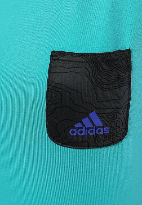 Спортивный топ Adidas Performance (Адидас Перфоманс) S10221: изображение 3