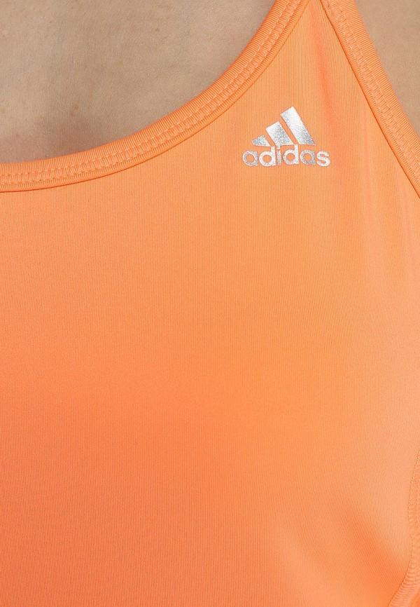 Спортивный топ Adidas Performance (Адидас Перфоманс) S21085: изображение 3