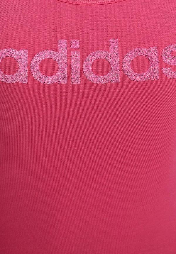 Майка Adidas Performance (Адидас Перфоманс) S88896: изображение 2