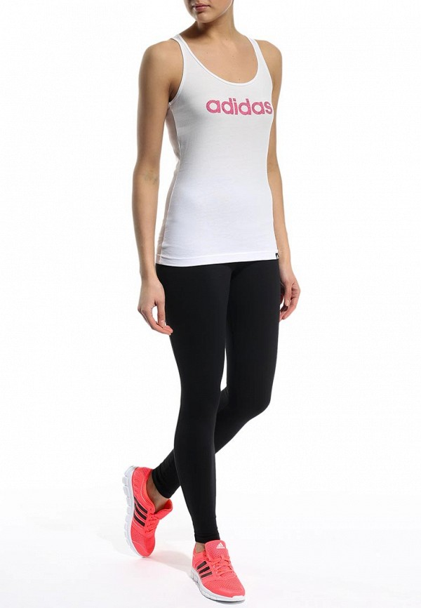 Спортивный топ Adidas Performance (Адидас Перфоманс) S88897: изображение 4