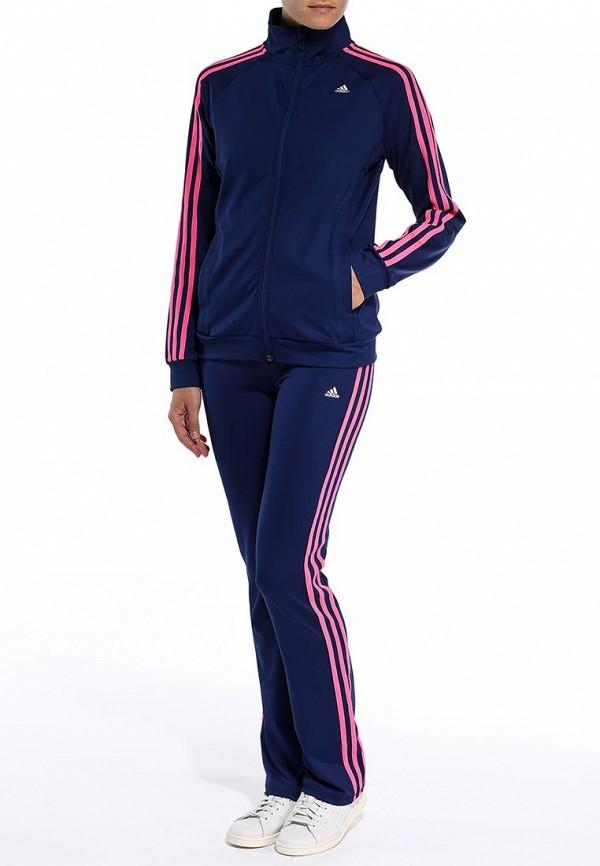 Олимпийка Adidas Performance (Адидас Перфоманс) S21058: изображение 3