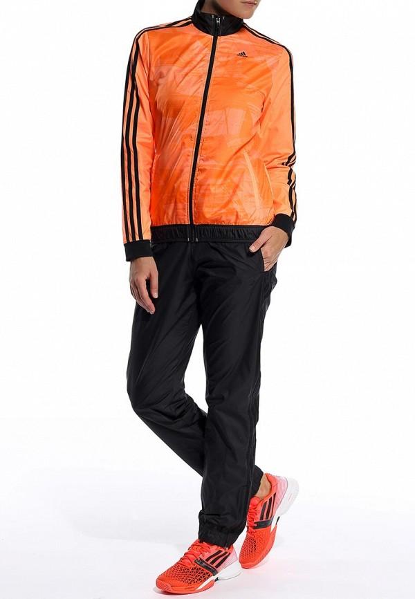 Спортивный костюм Adidas Performance (Адидас Перфоманс) S17729: изображение 4