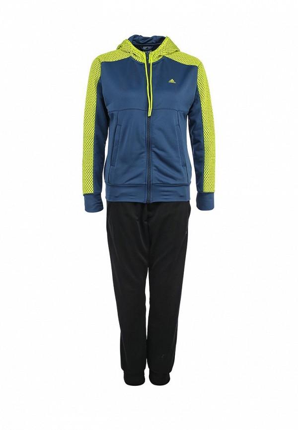 Спортивный костюм Adidas Performance (Адидас Перфоманс) S20939: изображение 1