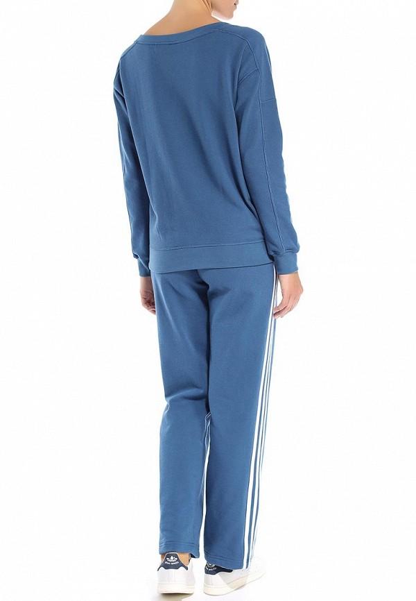 Спортивный костюм Adidas Performance (Адидас Перфоманс) S21090: изображение 4