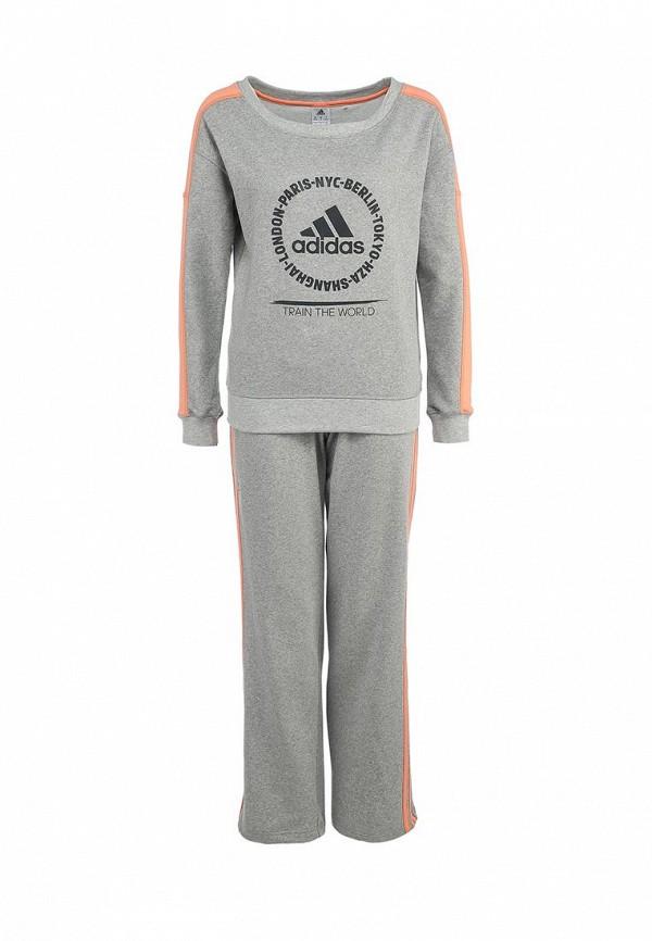Спортивный костюм Adidas Performance (Адидас Перфоманс) S21091: изображение 1