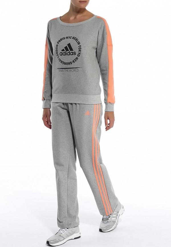 Спортивный костюм Adidas Performance (Адидас Перфоманс) S21091: изображение 4