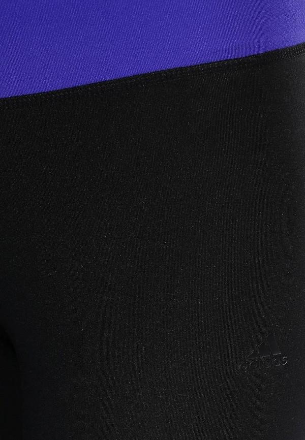 Женские бриджи Adidas Performance (Адидас Перфоманс) S19400: изображение 2