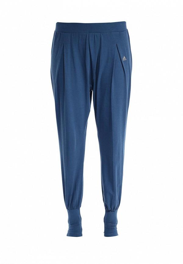 Женские спортивные брюки Adidas Performance (Адидас Перфоманс) S19627: изображение 1