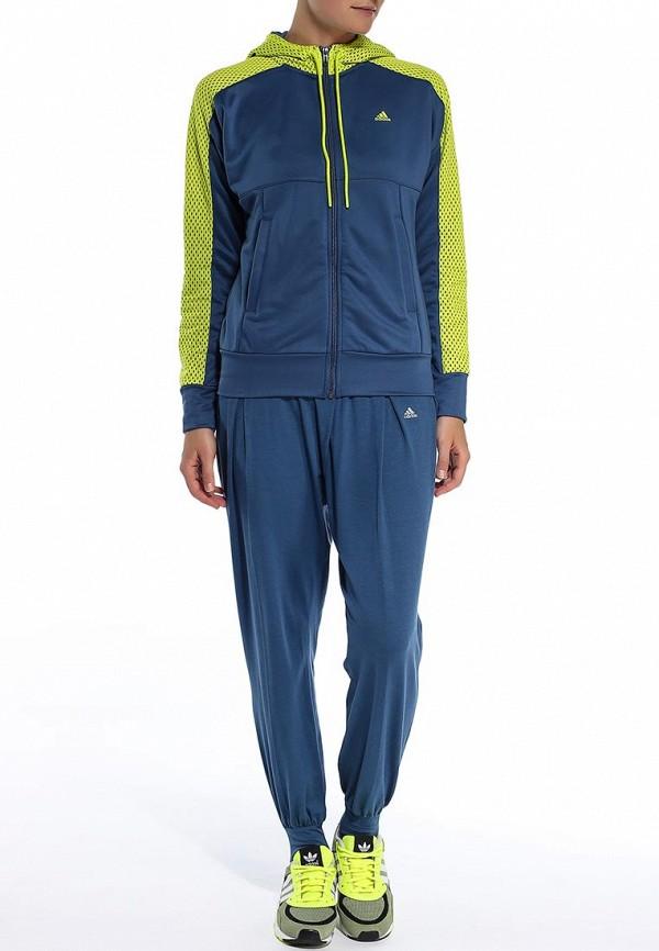 Женские спортивные брюки Adidas Performance (Адидас Перфоманс) S19627: изображение 3