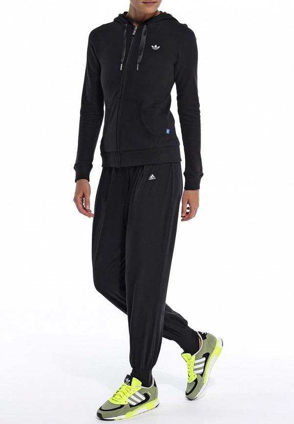 Женские спортивные брюки Adidas Performance (Адидас Перфоманс) S19628: изображение 3