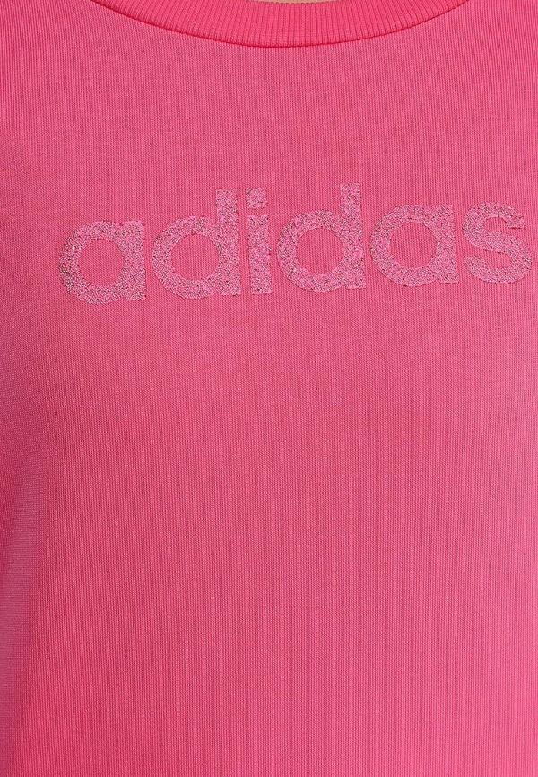 Толстовка Adidas Performance (Адидас Перфоманс) S89152: изображение 2