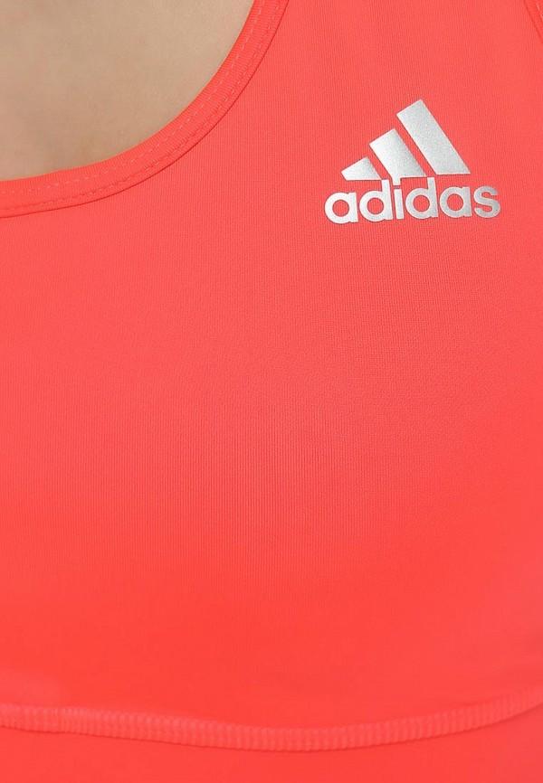 Спортивный топ Adidas Performance (Адидас Перфоманс) S00522: изображение 3
