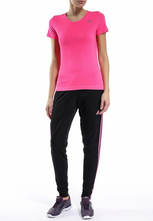 Спортивная футболка Adidas Performance (Адидас Перфоманс) S16383: изображение 3
