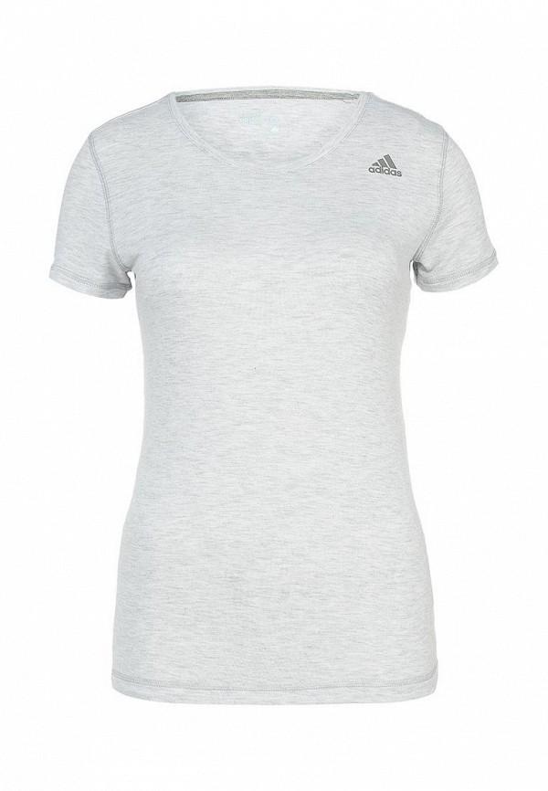 Спортивная футболка Adidas Performance (Адидас Перфоманс) S16385: изображение 2