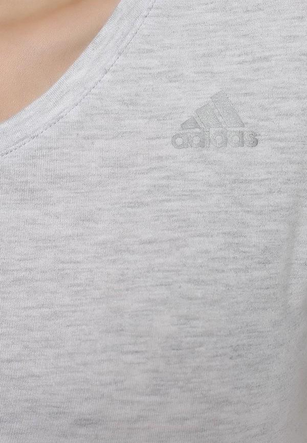 Спортивная футболка Adidas Performance (Адидас Перфоманс) S16385: изображение 3