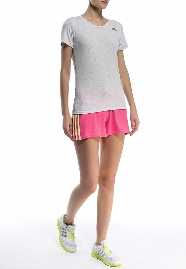 Спортивная футболка Adidas Performance (Адидас Перфоманс) S16385: изображение 4
