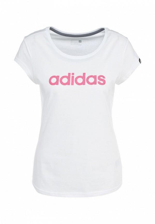 Спортивная футболка Adidas Performance (Адидас Перфоманс) S16755: изображение 2