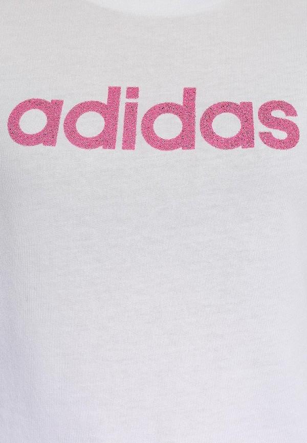 Спортивная футболка Adidas Performance (Адидас Перфоманс) S16755: изображение 3