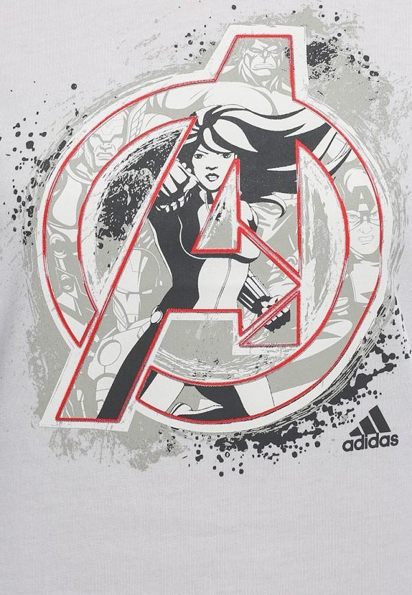 Спортивная футболка Adidas Performance (Адидас Перфоманс) S17175: изображение 2