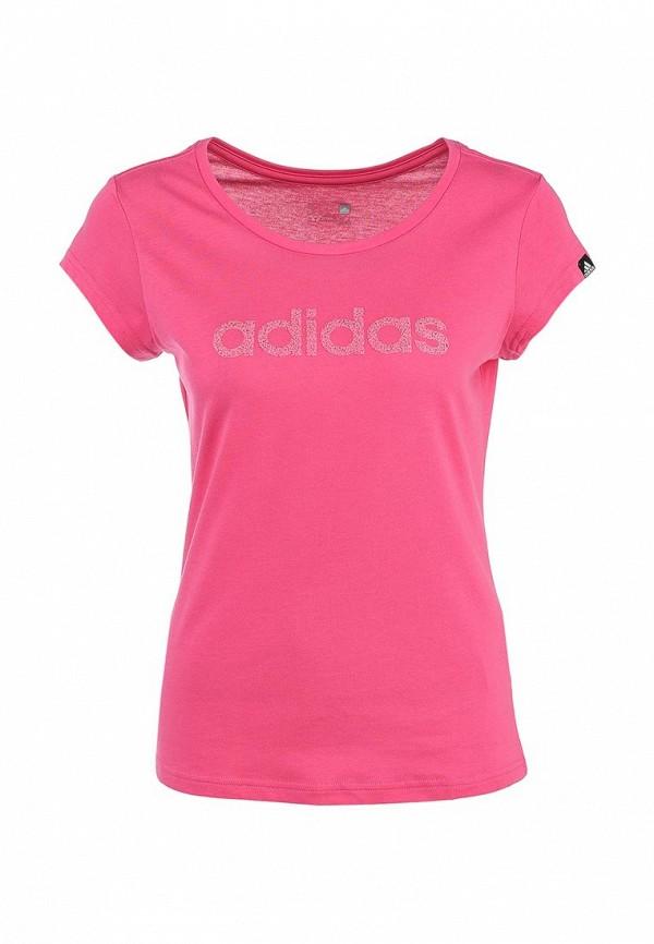 Спортивная футболка Adidas Performance (Адидас Перфоманс) S17245: изображение 1