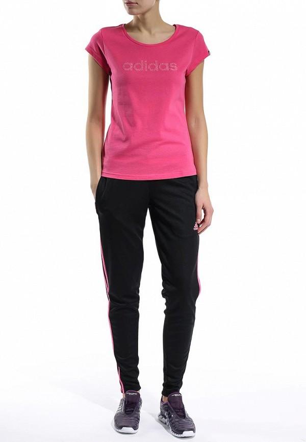 Спортивная футболка Adidas Performance (Адидас Перфоманс) S17245: изображение 3