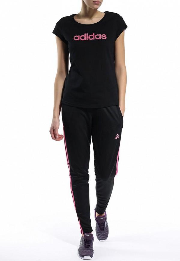 Спортивная футболка Adidas Performance (Адидас Перфоманс) S17247: изображение 4