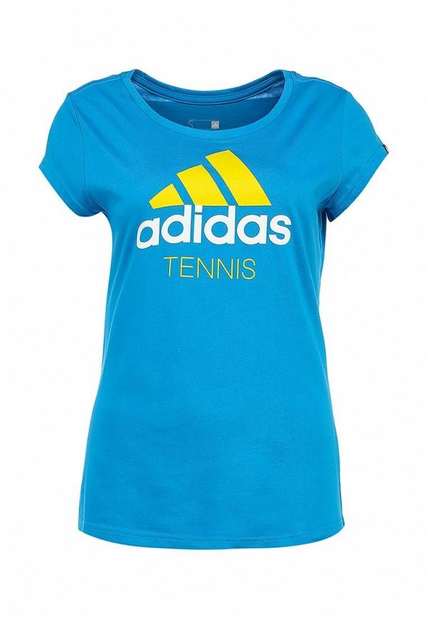 Спортивная футболка Adidas Performance (Адидас Перфоманс) S19881: изображение 1