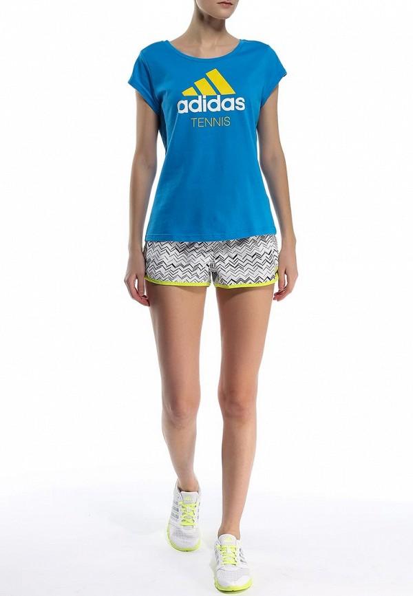 Спортивная футболка Adidas Performance (Адидас Перфоманс) S19881: изображение 4