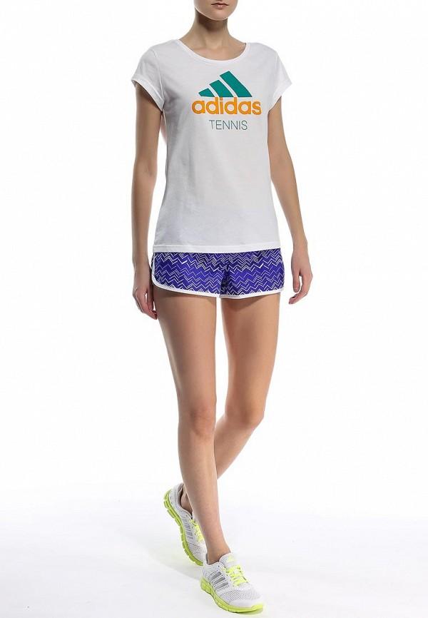 Спортивная футболка Adidas Performance (Адидас Перфоманс) S19882: изображение 4