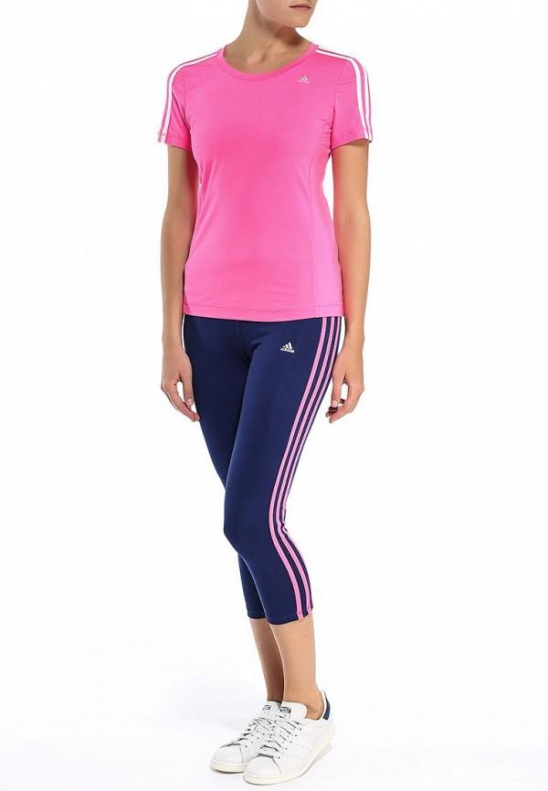 Спортивная футболка Adidas Performance (Адидас Перфоманс) S21045: изображение 4