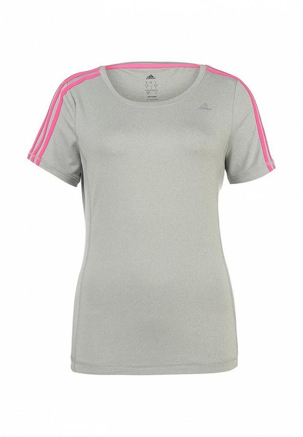 Спортивная футболка Adidas Performance (Адидас Перфоманс) S21049: изображение 2