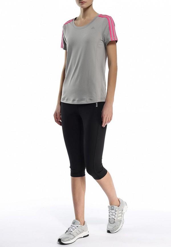 Спортивная футболка Adidas Performance (Адидас Перфоманс) S21049: изображение 4