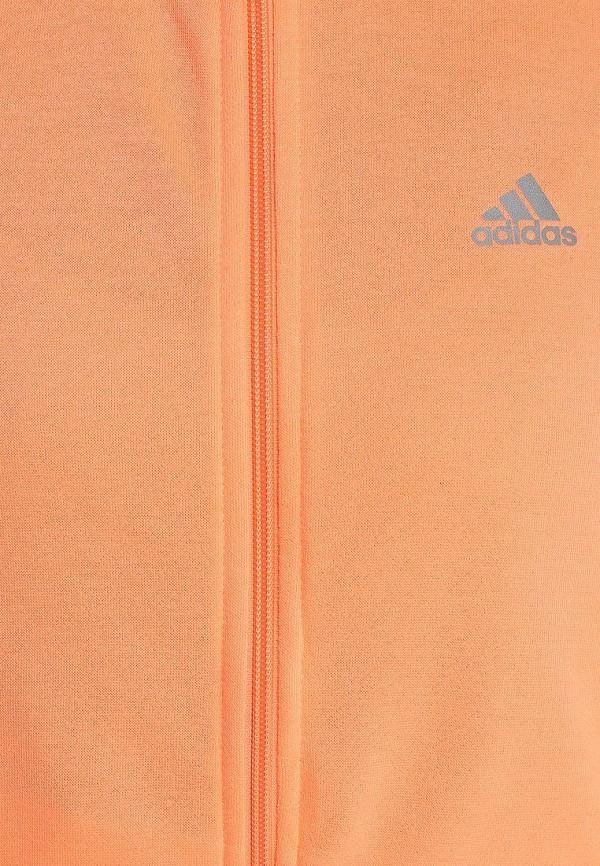 Толстовка Adidas Performance (Адидас Перфоманс) S16369: изображение 3