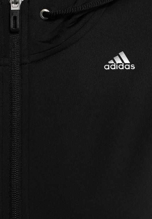 Толстовка Adidas Performance (Адидас Перфоманс) S18325: изображение 3