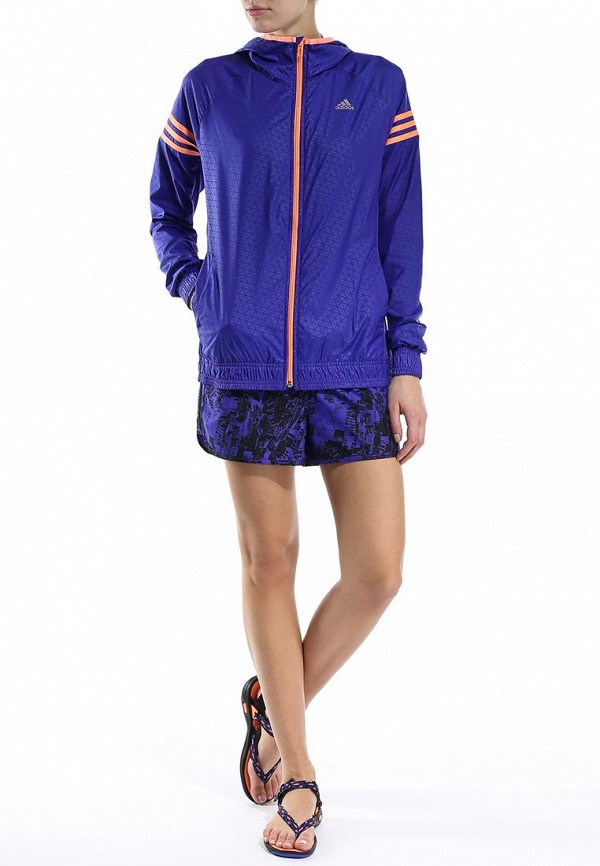 Женские спортивные шорты Adidas Performance (Адидас Перфоманс) S10097: изображение 3
