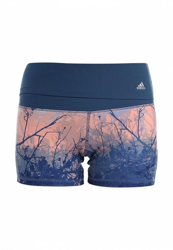 Женские спортивные шорты Adidas Performance (Адидас Перфоманс) S19630: изображение 1