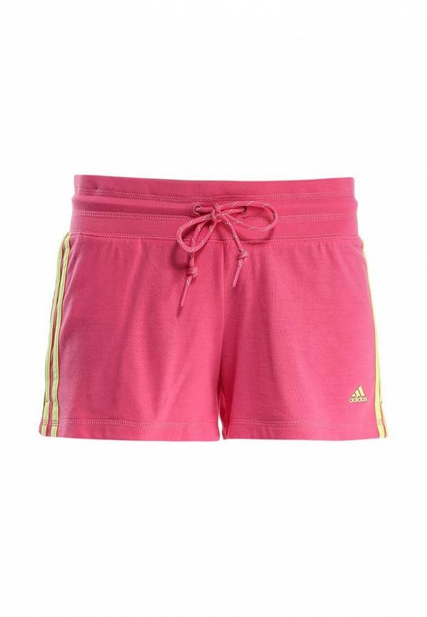 Женские спортивные шорты Adidas Performance (Адидас Перфоманс) S20988: изображение 1
