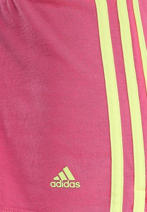 Женские спортивные шорты Adidas Performance (Адидас Перфоманс) S20988: изображение 2