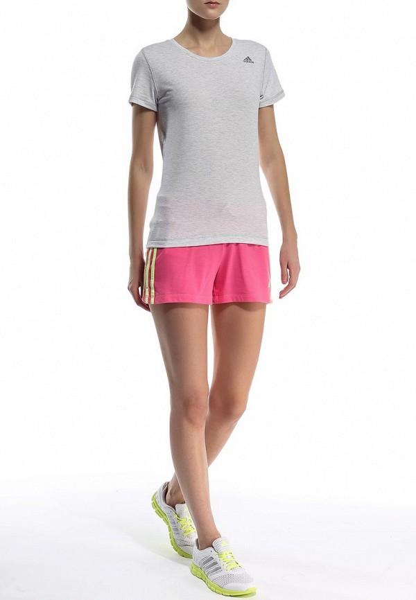 Женские спортивные шорты Adidas Performance (Адидас Перфоманс) S20988: изображение 3