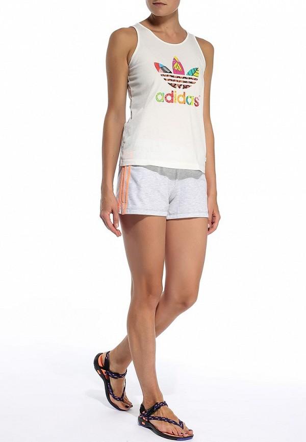 Женские спортивные шорты Adidas Performance (Адидас Перфоманс) S20990: изображение 3