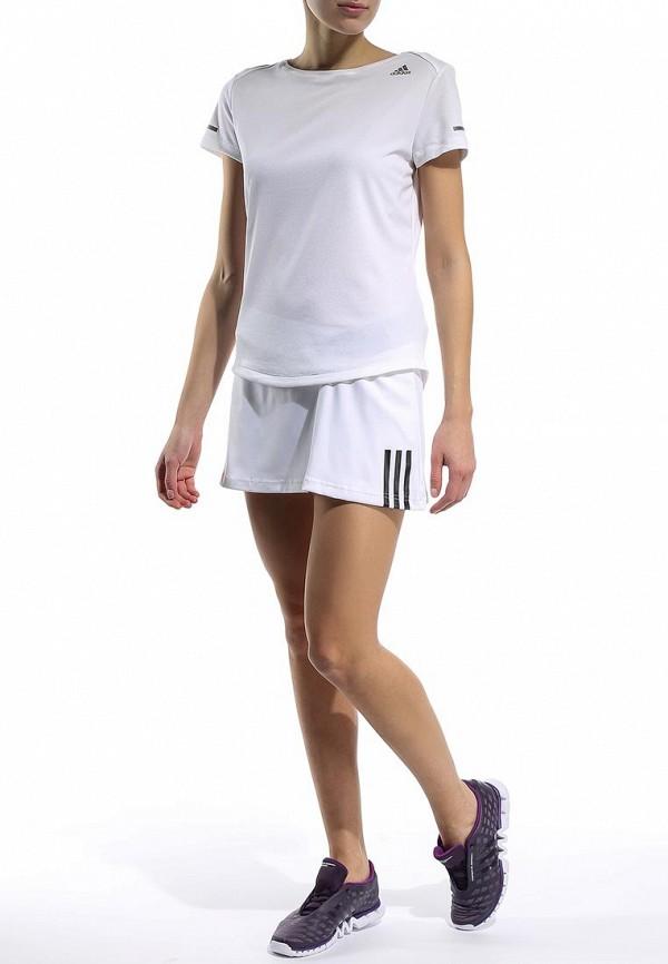 Женские спортивные шорты Adidas Performance (Адидас Перфоманс) S15784: изображение 4