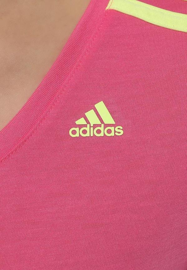 Спортивная футболка Adidas Performance (Адидас Перфоманс) S90044: изображение 2