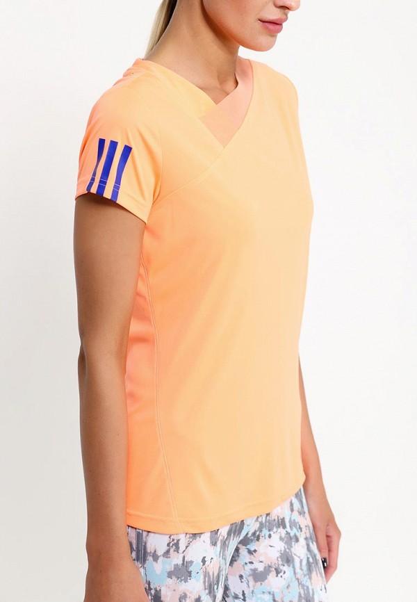 Спортивная футболка Adidas Performance (Адидас Перфоманс) S15780: изображение 2