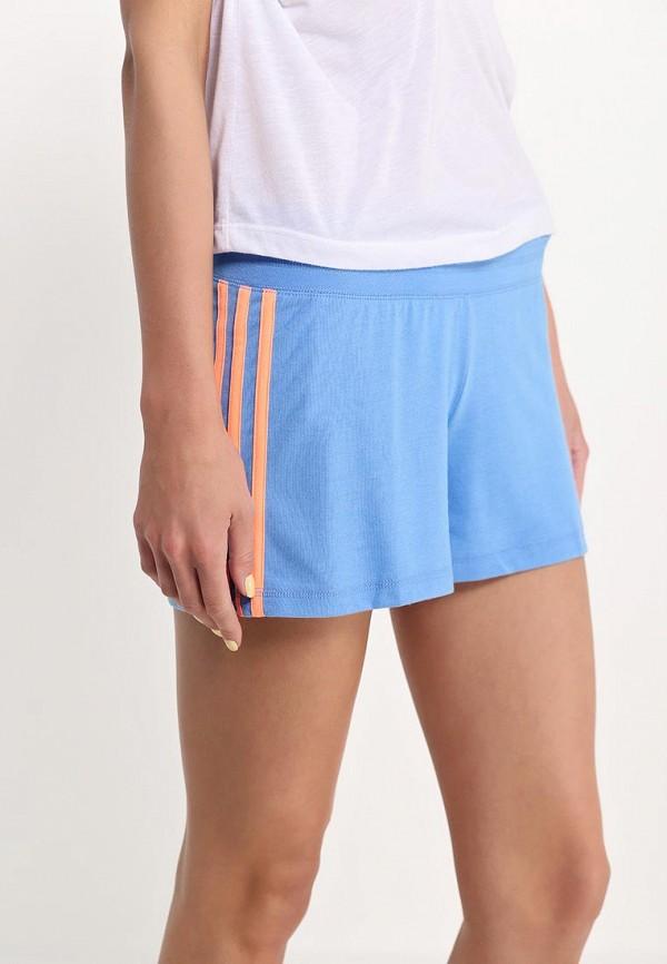 Женские спортивные шорты Adidas Performance (Адидас Перфоманс) AA5484: изображение 2