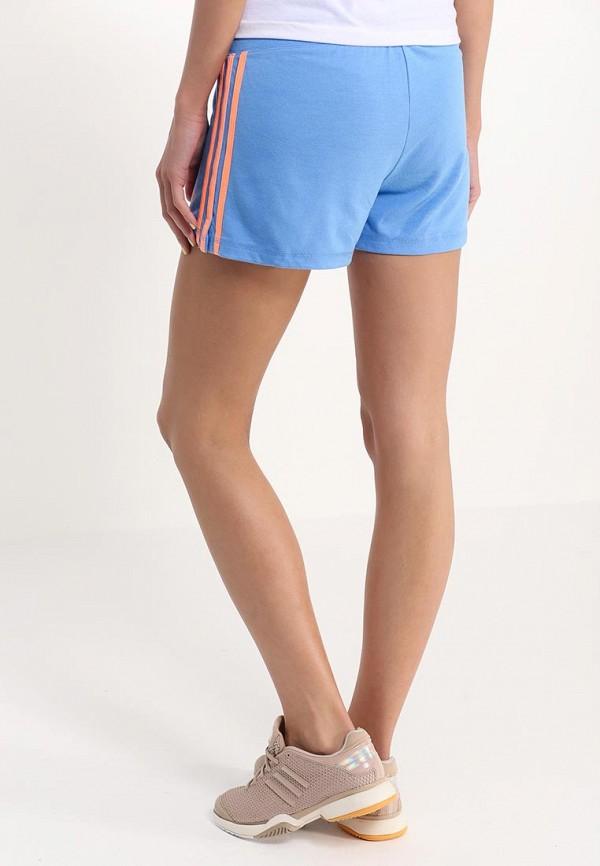 Женские спортивные шорты Adidas Performance (Адидас Перфоманс) AA5484: изображение 4